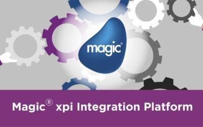 Magic xpi Integration Platform – Integration Made It Easy การเชื่อมต่อที่หลากหลายและง่ายดาย